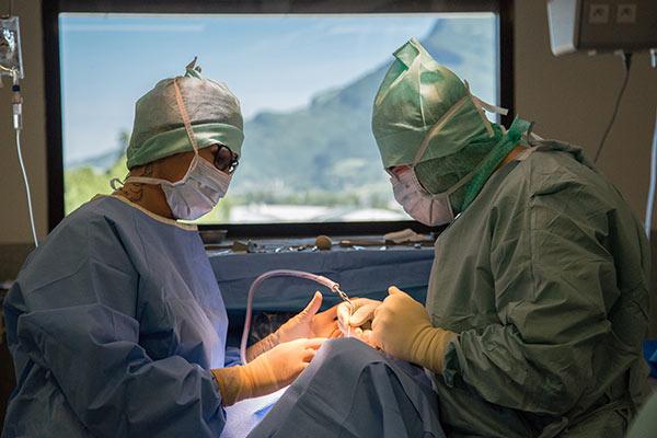 Chirurgie Médipôle de Savoie