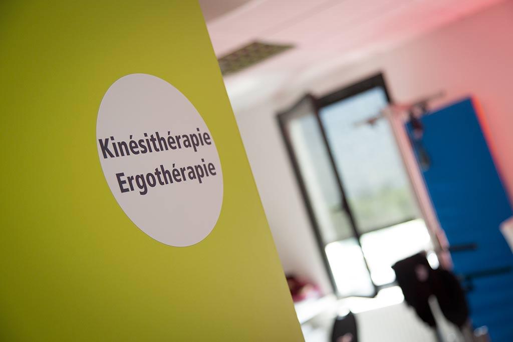 Kinésithérapeute - Ergothérapeute