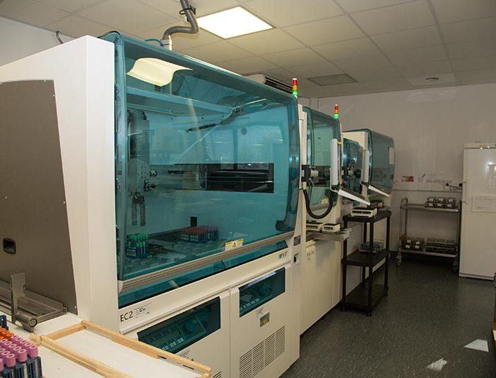 laboratoire analyses médicales