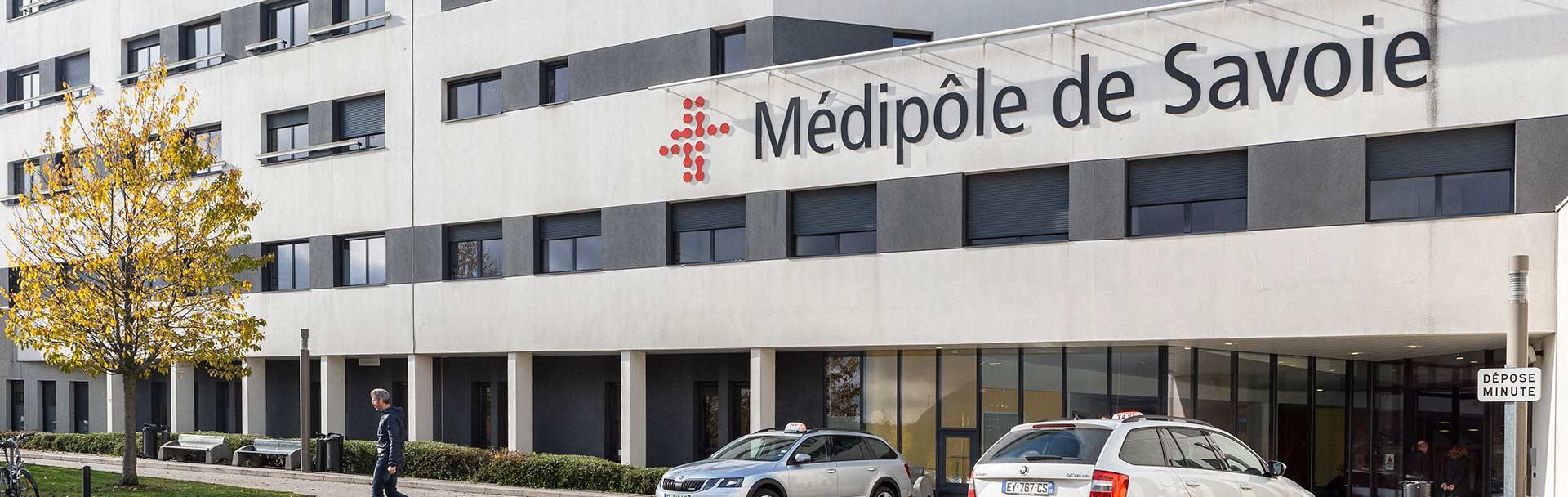 Medipole entree | médipole de savoie