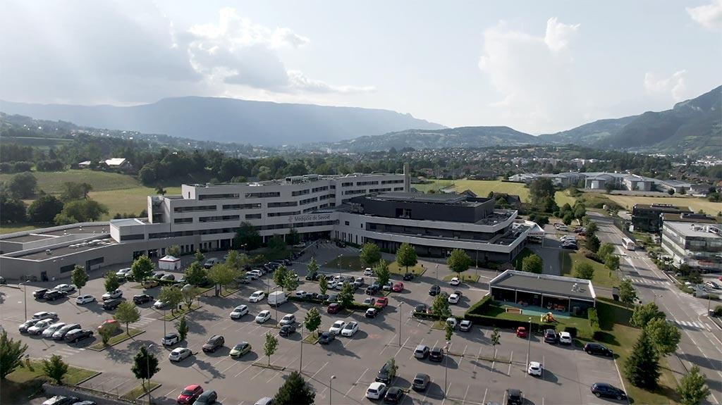 Médipôle de savoie - hôpital privé