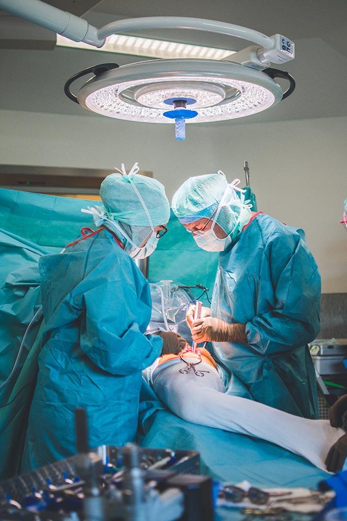 Chirurgie orthopédique - médipôle de savoie