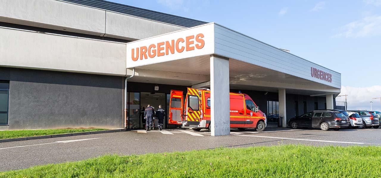 Services des urgences Médipôle Savoie