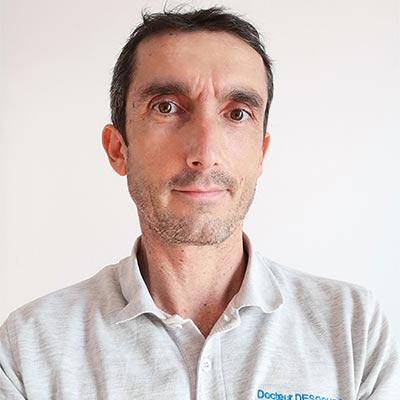 Dr Descombes- Médecin du sport