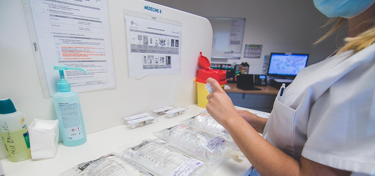 Service onco-Hématologie Médipôle de Savoie